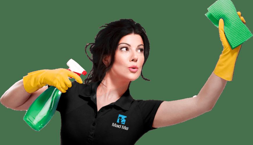 last-minute cleaning Last-Minute Cleaning maid mia woman clean 870x500