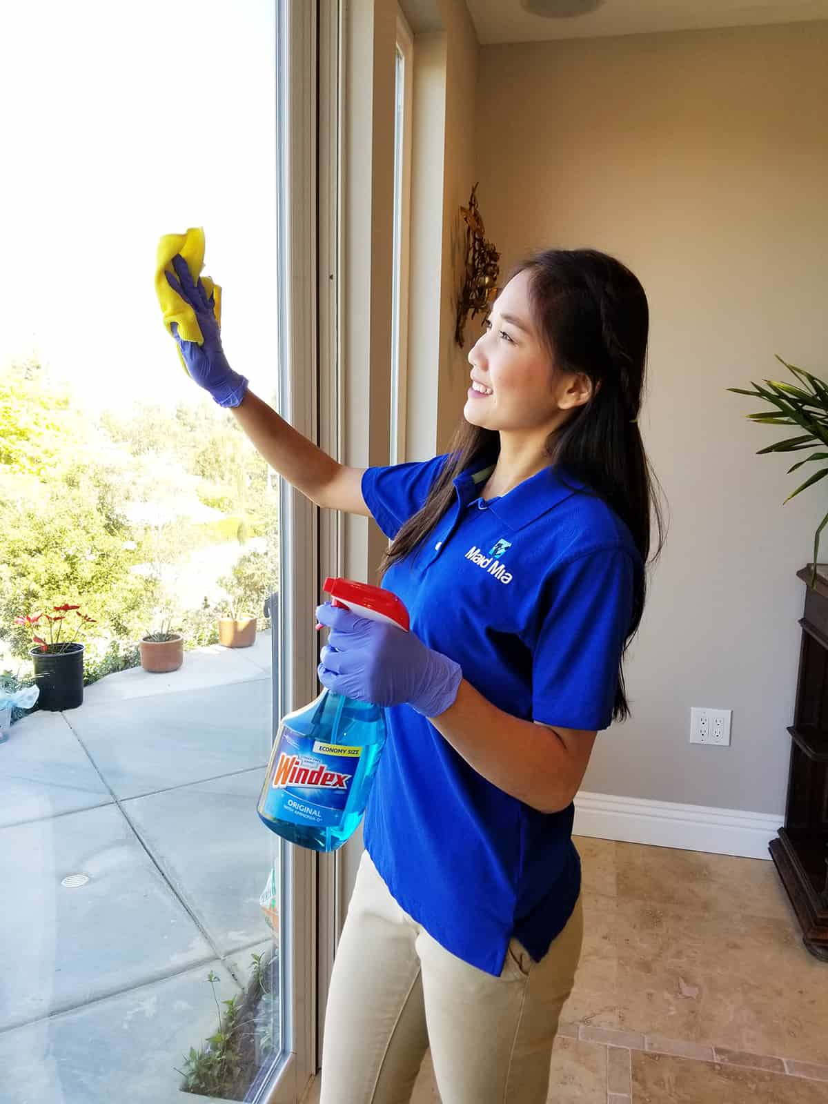 cleaning services gallery Cleaning Services Gallery Maid Mia Cleaning Window Tiff