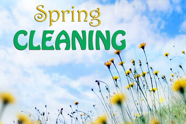 coupon two Coupon Two spring cleaning fyi